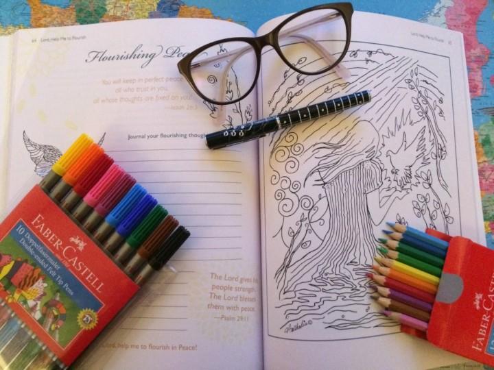 A Coloring Devotional