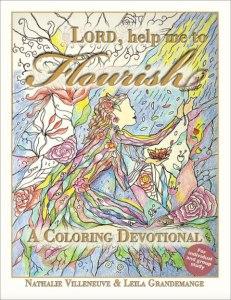 Flourish Coloring Devotional