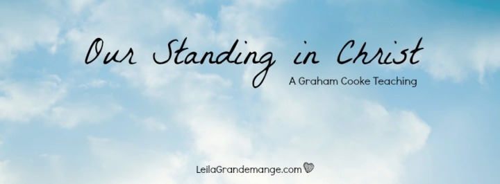 Graham Cook [Our Standing inChrist]