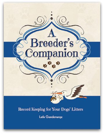 Record keeping for dog breeders