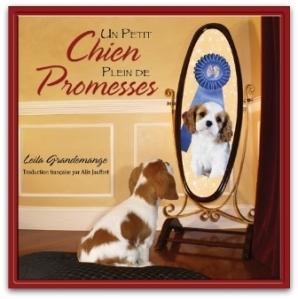 children story about puppy in french