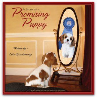children book about raising a puppy