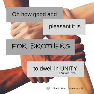 Brothers Dwelling in Unity