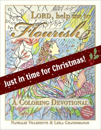 Prophetic Art Christian Coloring Devotional