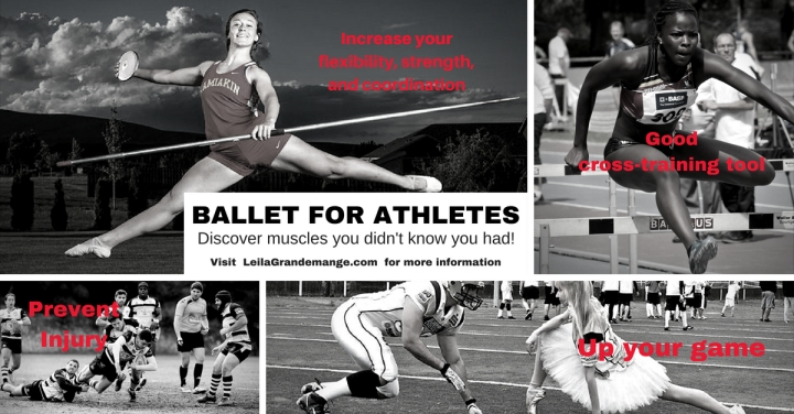 Ballet for Athletes