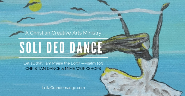Worship Dance training