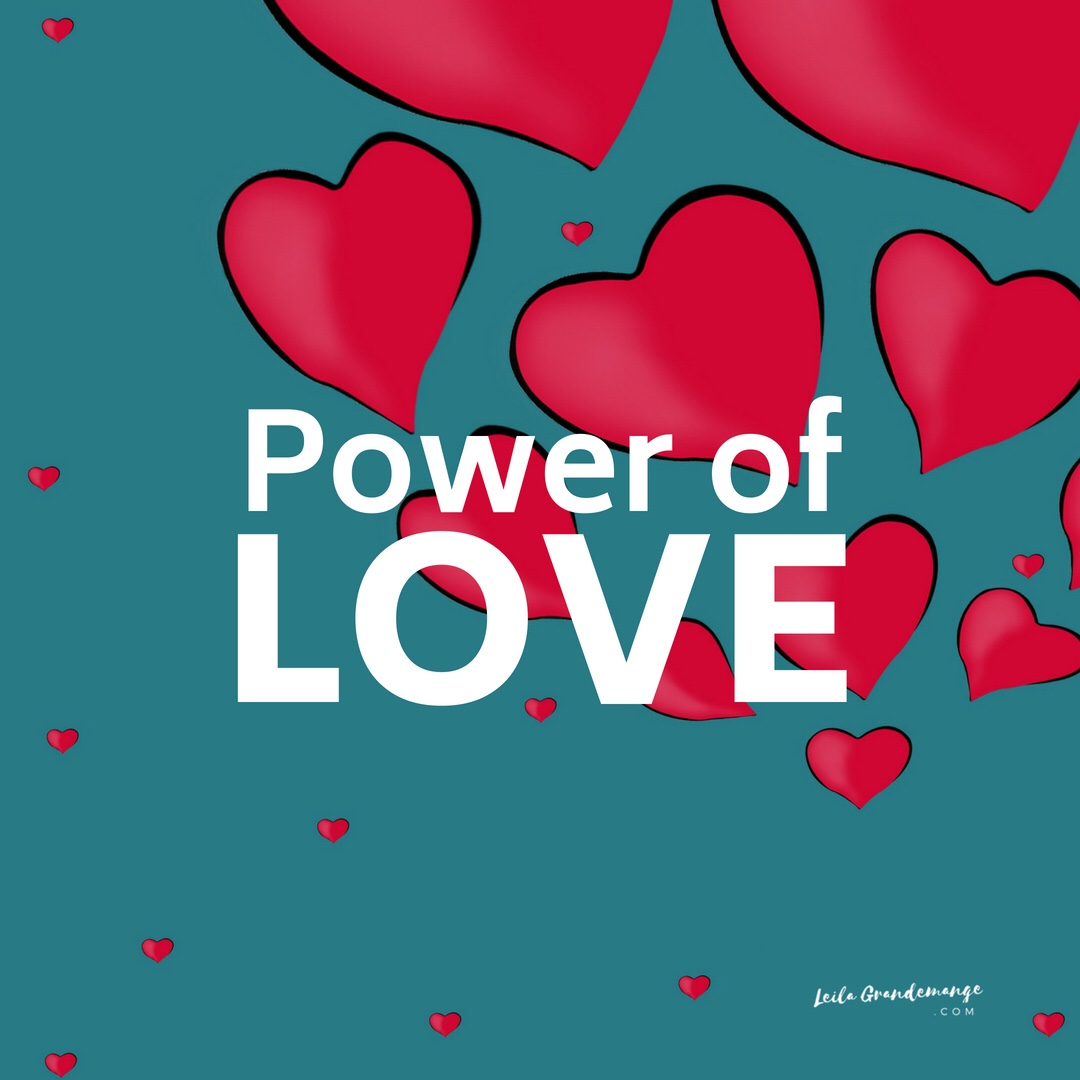 The Power of Love [Quote of the day]