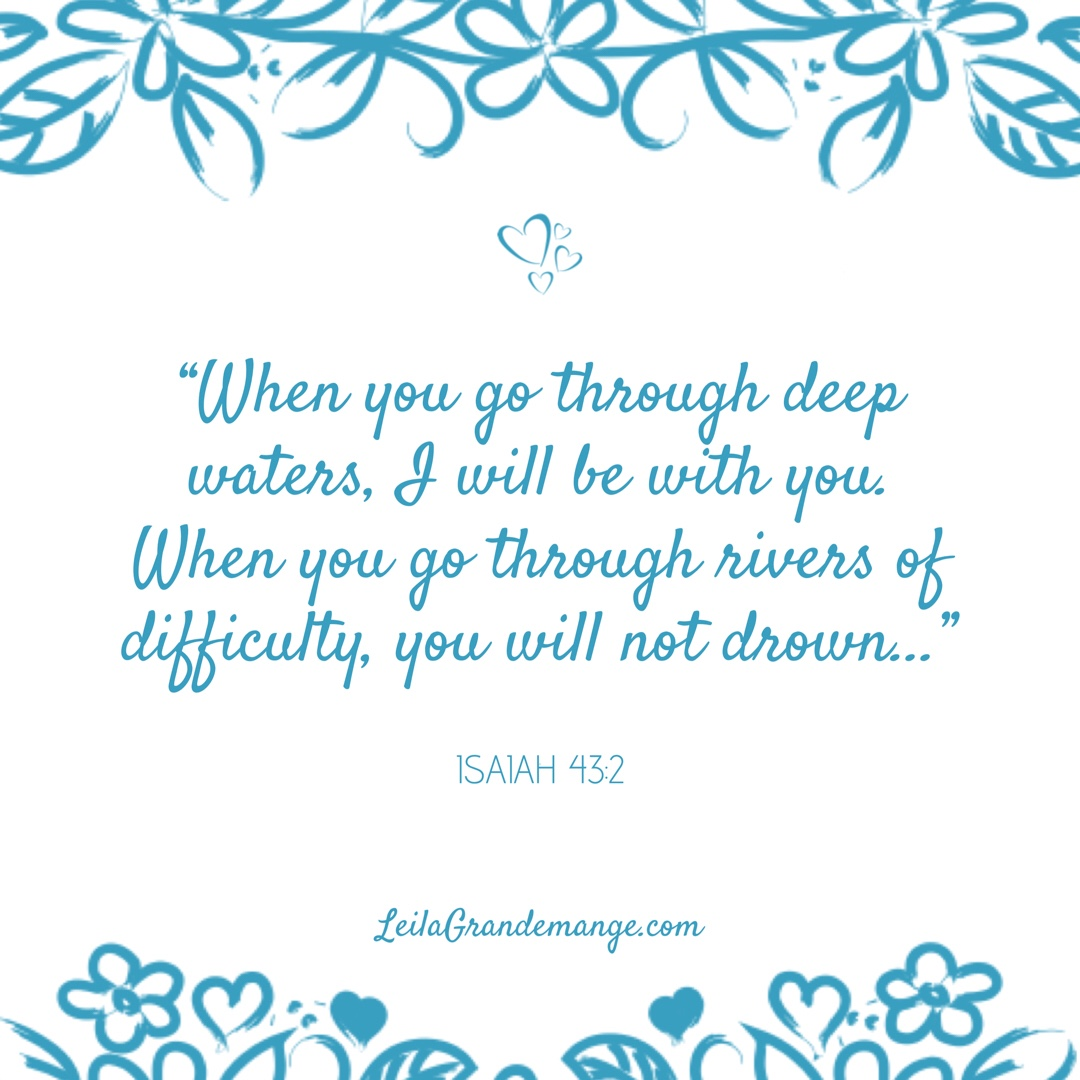 Are You in Deep Waters?