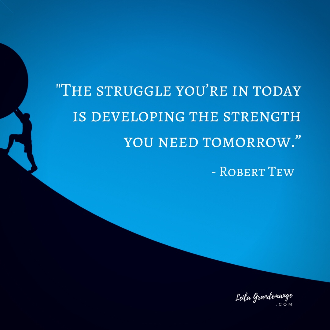 Your Struggle Has Purpose