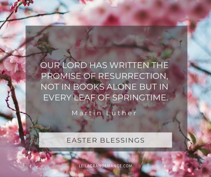 Easter Quote image Martin Luther