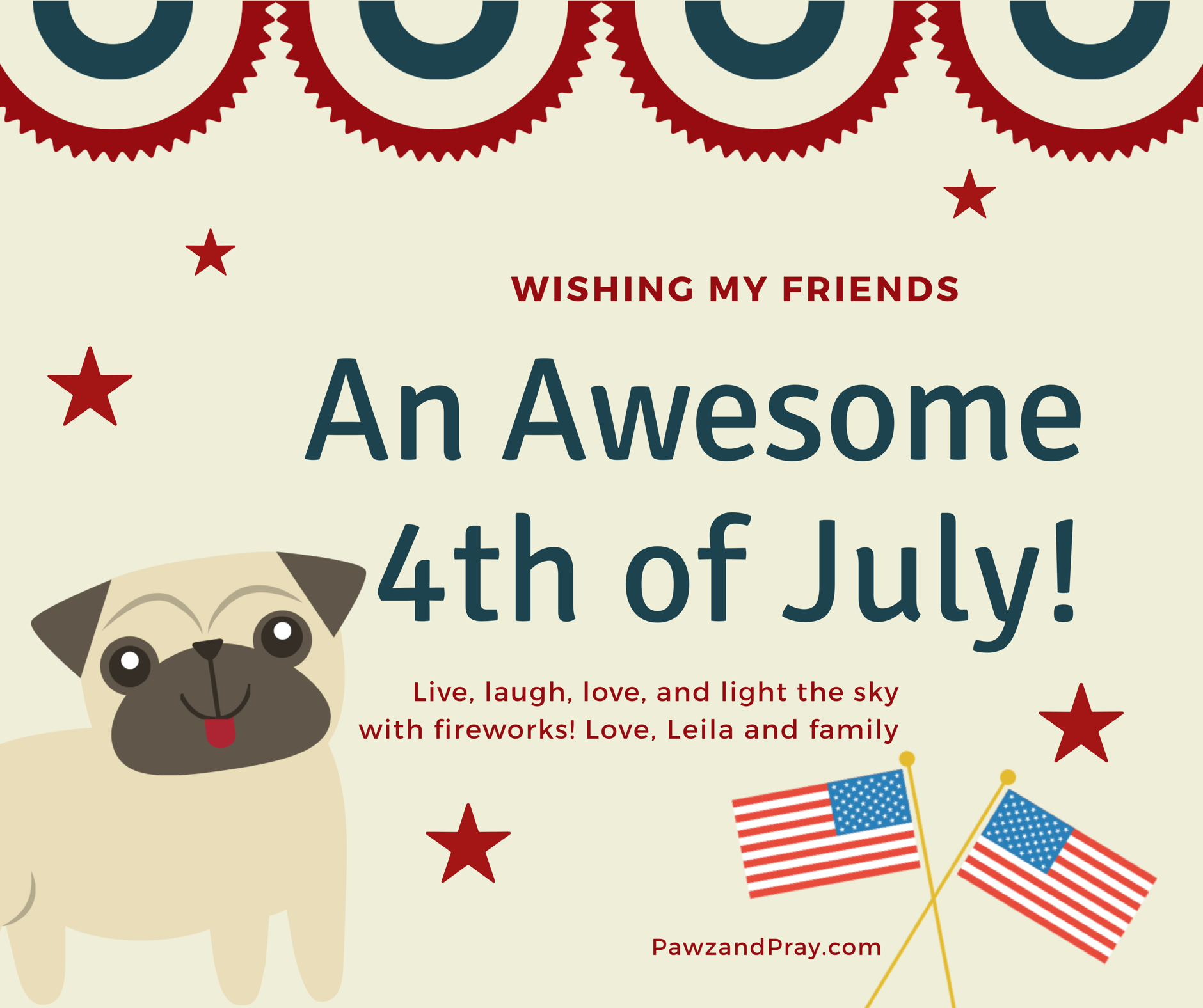 Happy Fourth of July!