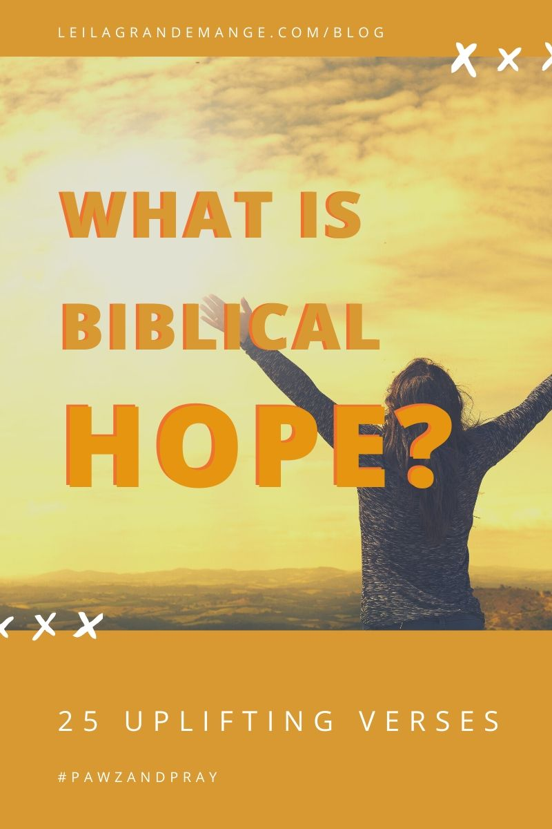 What is Hope? [25 Uplifting Verses]