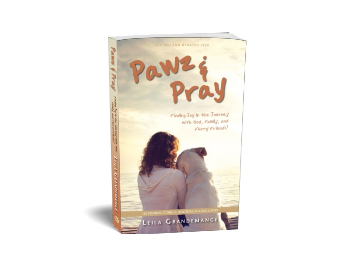 Pawz & Pray Dog Lovers Devotional