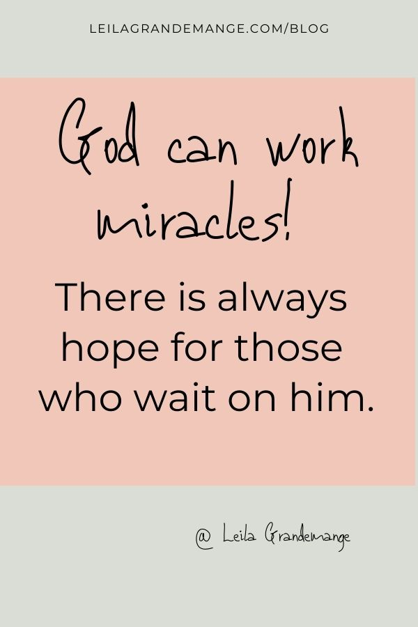Christian blog: A powerful prayer when you need hope!