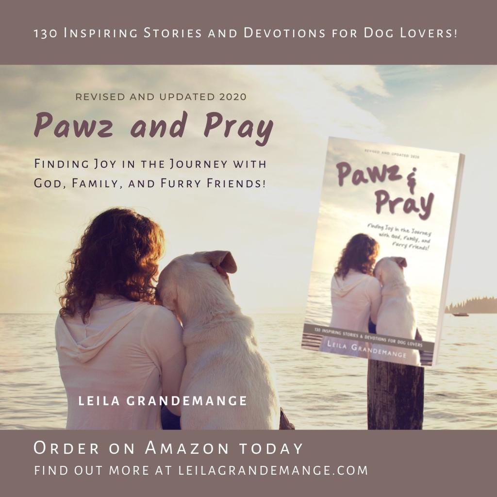 Pawz & Pray Dog Lovers Devotional